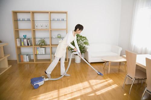 掃除をして良い「気」を家に取り入れる方法