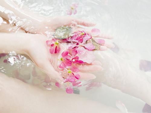 恋愛運がアップする入浴方法