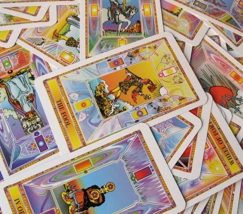 タロットカードでプチ占い師を目指す方法01